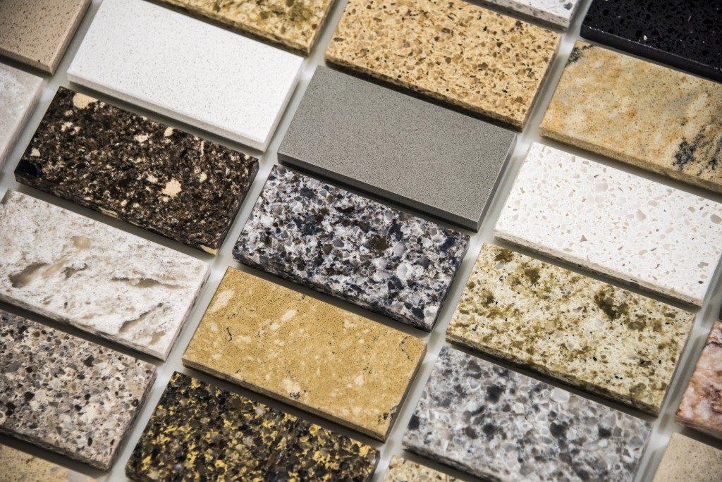 materials for countertop