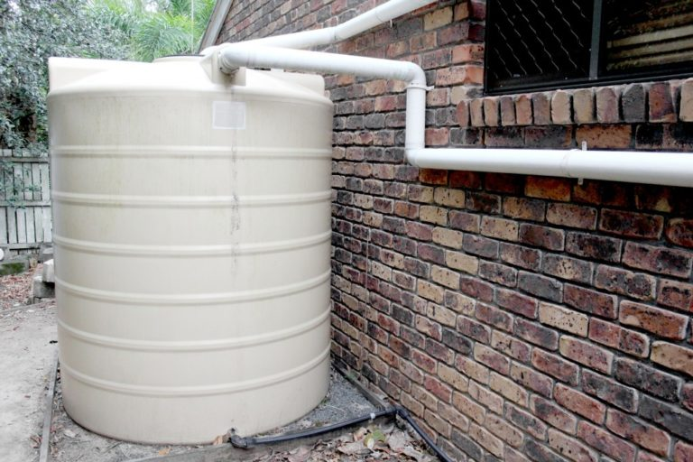 residential water tank