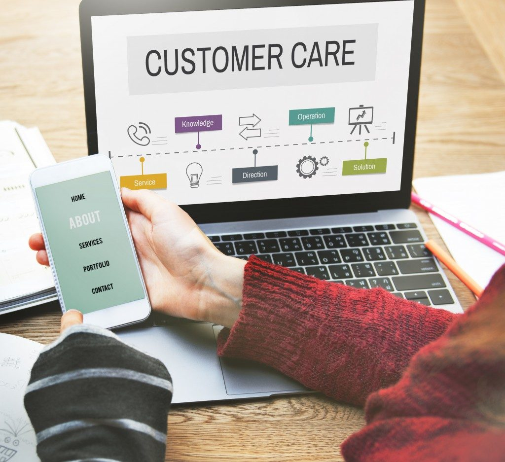 Customer Base and Customer Care Concept