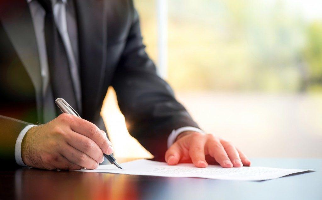Federal Property Bond Document