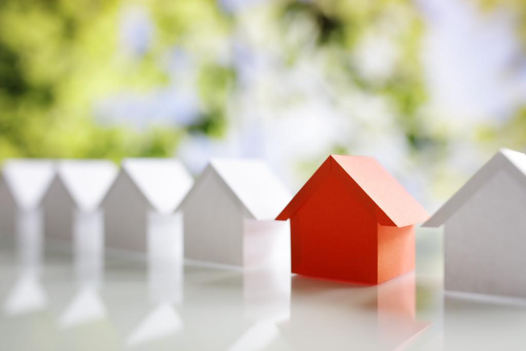 choosing a house