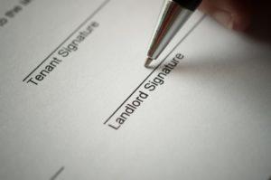 landlord signature concept
